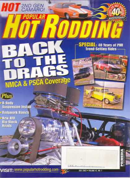 Hot Rodding - July 2002