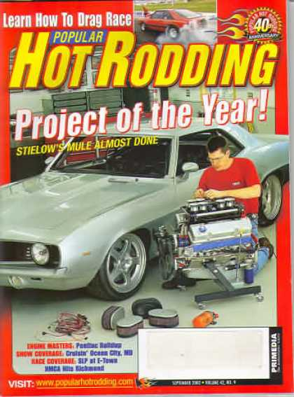 Hot Rodding - September 2002