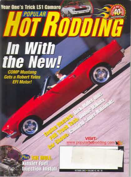 Hot Rodding - October 2002