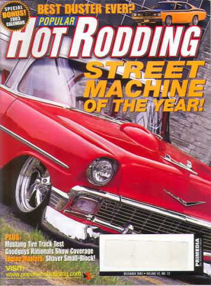 Hot Rodding - December 2002