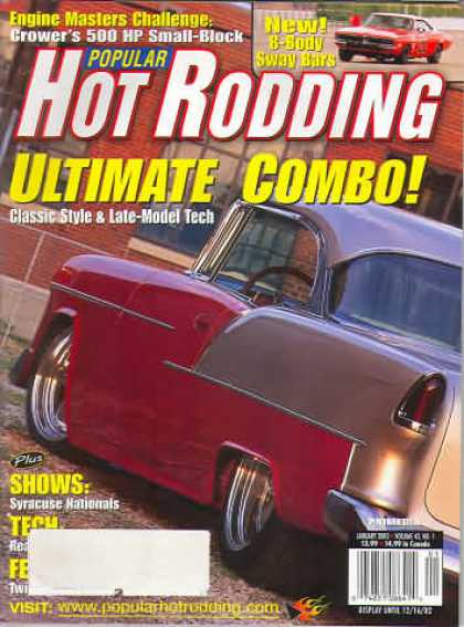 Hot Rodding - January 2003