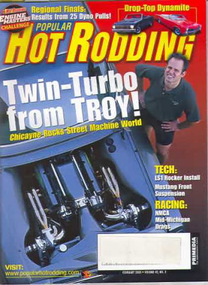 Hot Rodding - February 2003
