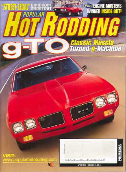Hot Rodding - April 2003