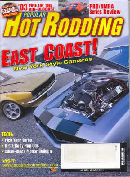 Hot Rodding - May 2003