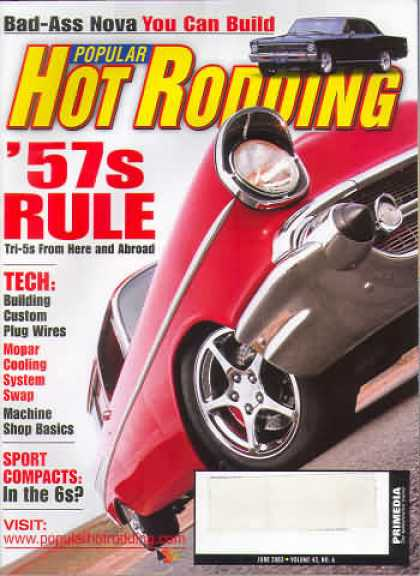 Hot Rodding - June 2003