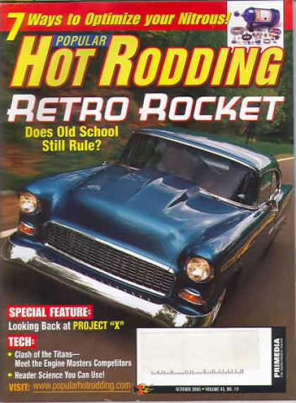 Hot Rodding - October 2003