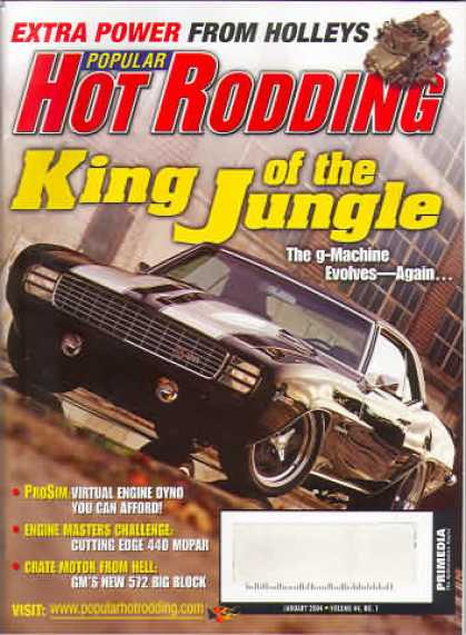 Hot Rodding - January 2004