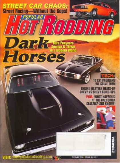 Hot Rodding - February 2004
