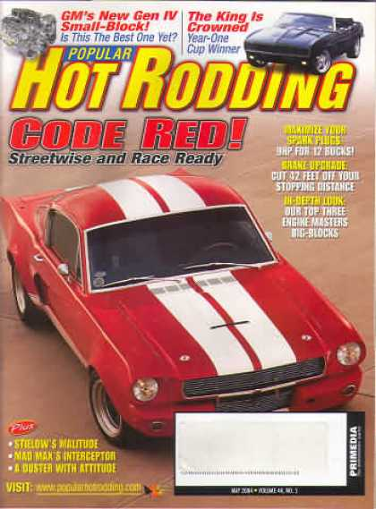 Hot Rodding - May 2004