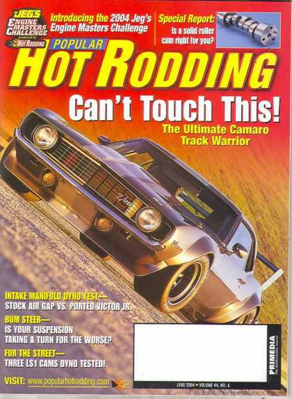 Hot Rodding - June 2004