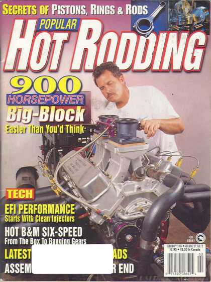 Hot Rodding - February 1977