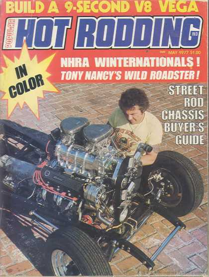 Hot Rodding - May 1977