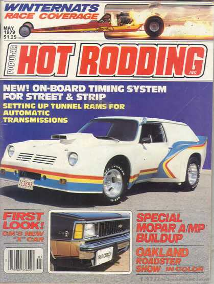Hot Rodding - May 1979