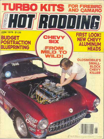 Hot Rodding - June 1979