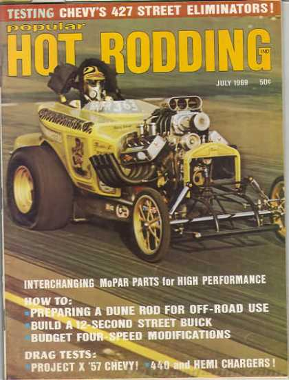 Hot Rodding - July 1979