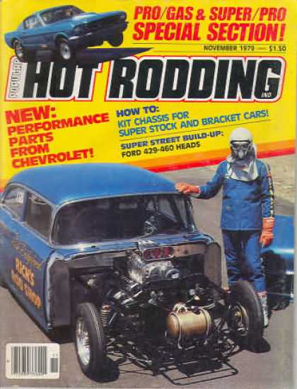 Hot Rodding - November 1979
