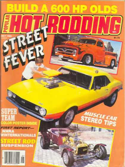 Hot Rodding - May 1985