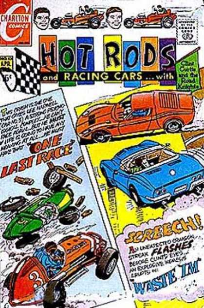 Hot Rods and Racing Cars 101