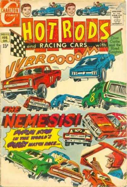 Hot Rods and Racing Cars 103