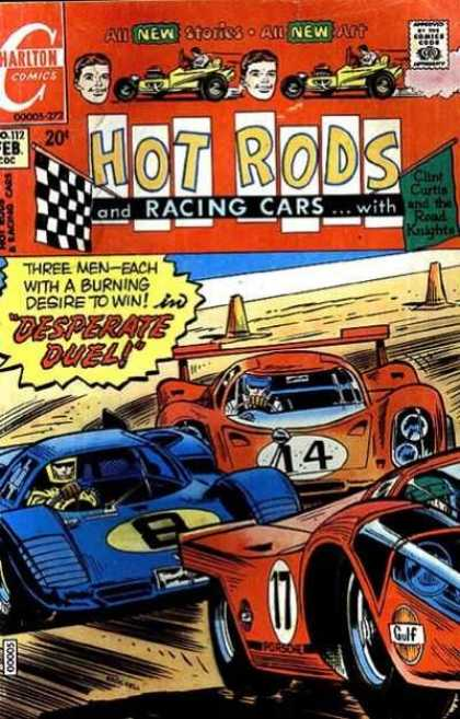 Hot Rods and Racing Cars 120