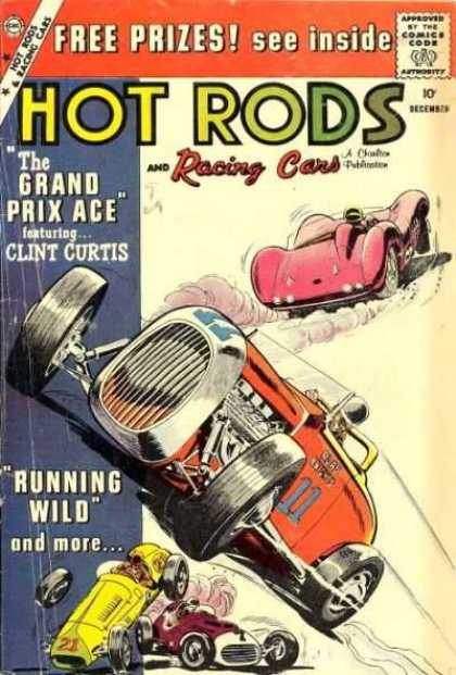 Hot Rods and Racing Cars 43