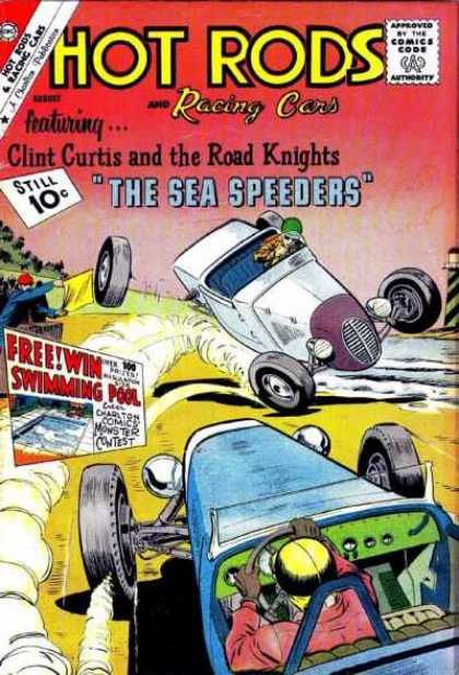 Hot Rods and Racing Cars 52