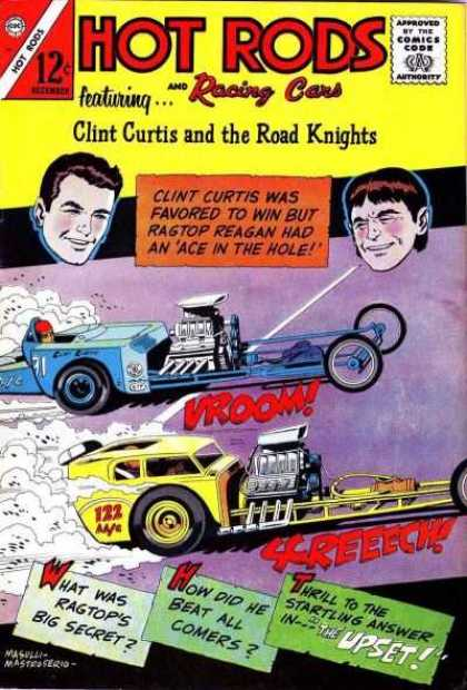 Hot Rods and Racing Cars 77