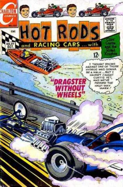 Hot Rods and Racing Cars 87