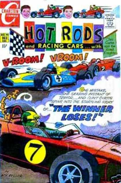 Hot Rods and Racing Cars 99