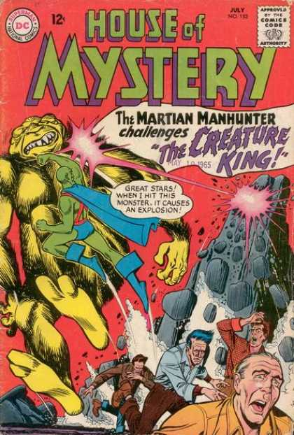 House of Mystery 152