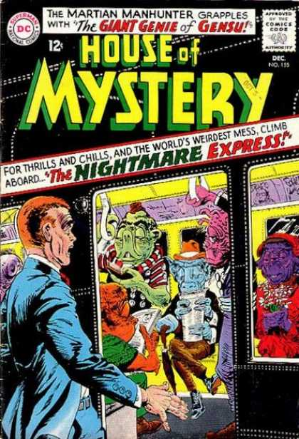 House of Mystery 155