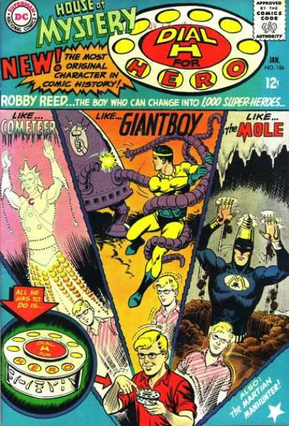 House of Mystery 156 - Jim Mooney