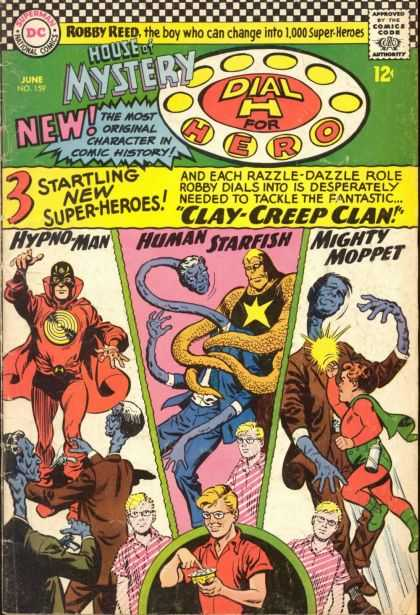 House of Mystery 159 - Jim Mooney