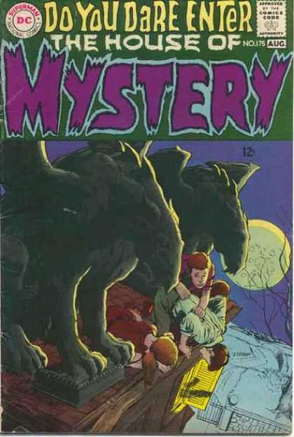 House of Mystery 175 - Neal Adams