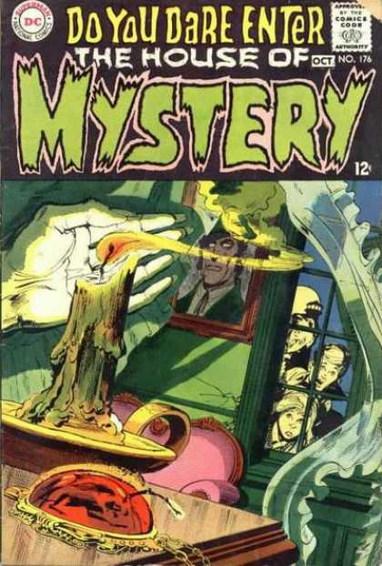 House of Mystery 176 - Neal Adams