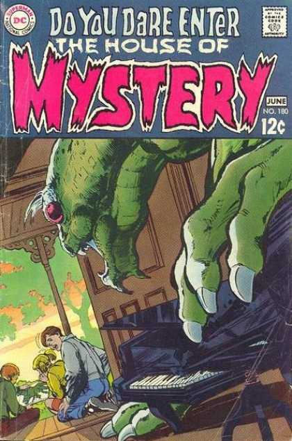 House of Mystery 180 - Neal Adams