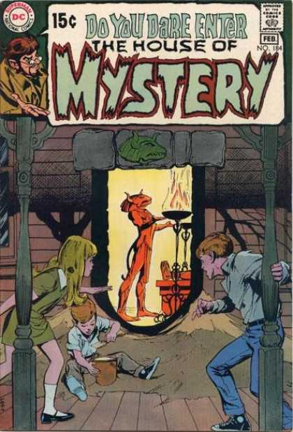 House of Mystery 184 - Neal Adams