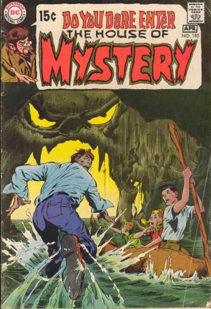 House of Mystery 185 - Neal Adams