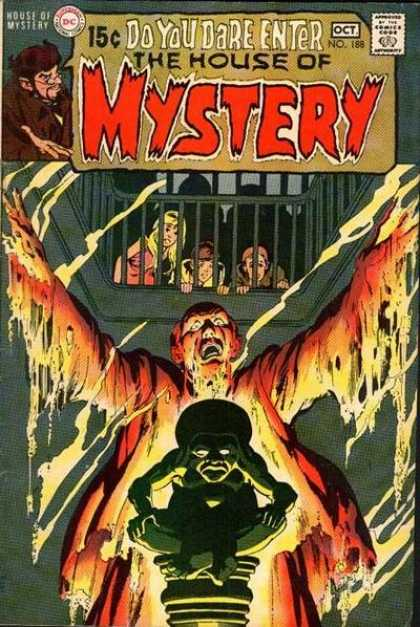 House of Mystery 188 - Neal Adams