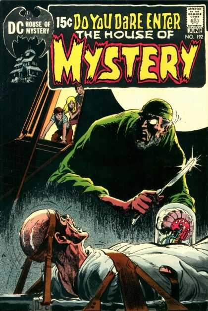 House of Mystery 192 - Neal Adams