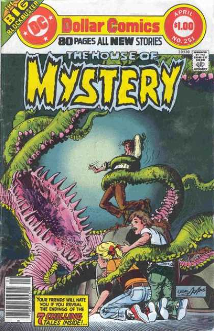 House of Mystery 251 - Neal Adams