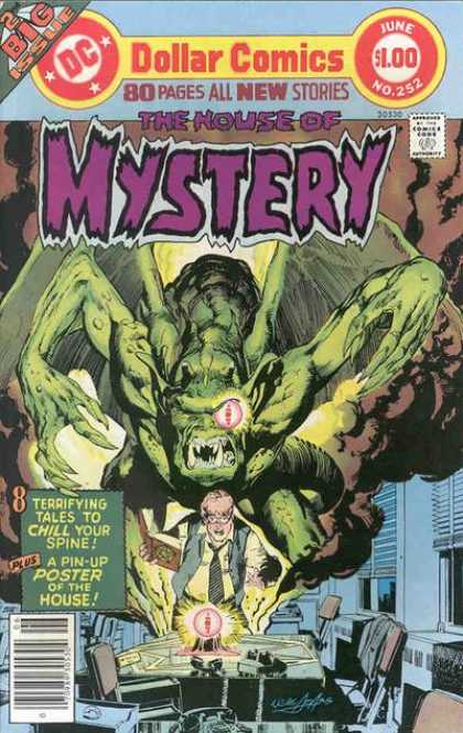 House of Mystery 252 - Neal Adams