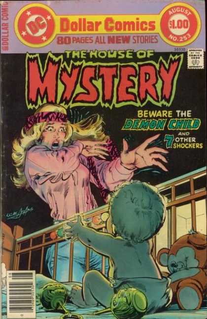 House of Mystery 253 - Baby - Neal Adams