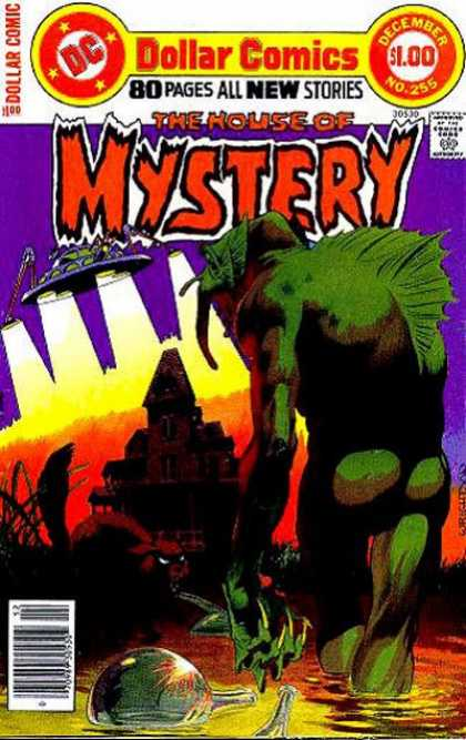 House of Mystery 255 - Bernie Wrightson