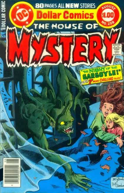 House of Mystery 259 - Dick Giordano