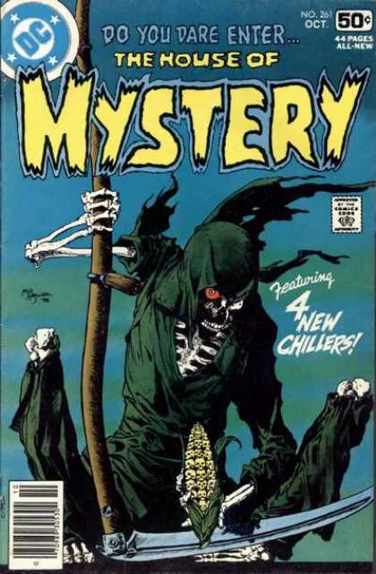 House of Mystery 261 - Michael Kaluta
