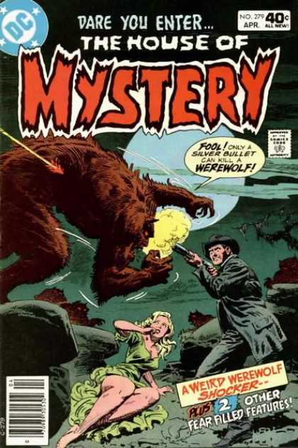 House of Mystery 279 - Luis Dominguez