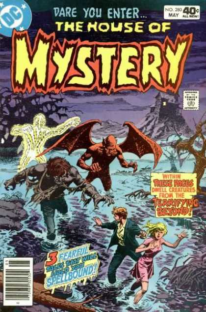 House of Mystery 280 - Luis Dominguez