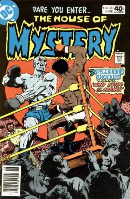 House of Mystery 281 - Jim Starlin