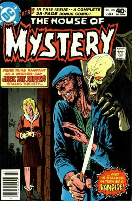 House of Mystery 282 - Joe Kubert